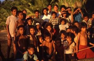 Foto di gruppo a Wahinga